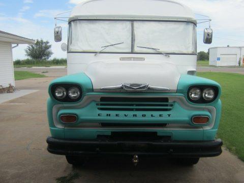 Chevrolet School bus RV conversion for sale