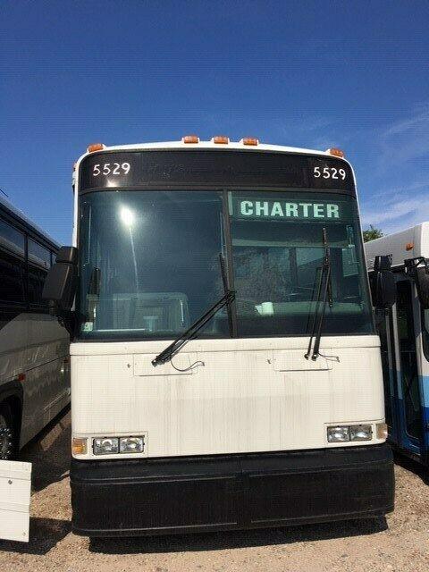 1993 MCI 102DL3 Transit/Passenger bus