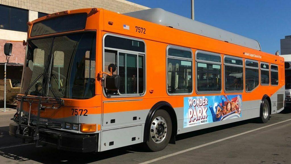 2005 NABI 40 Foot Low Floor Transit Bus