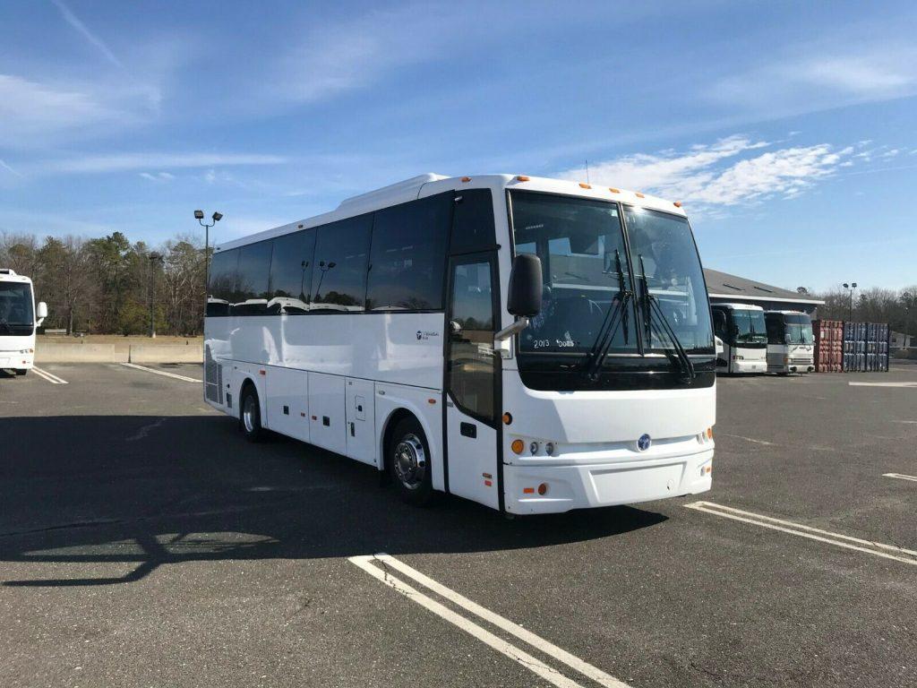 2013 Temsa TS30 Motorcoach With Warranty