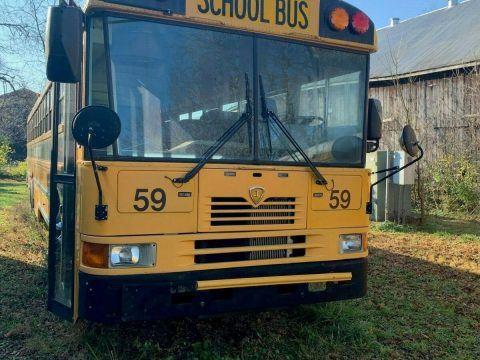 2004 International School Bus DT466 Forward Control for sale