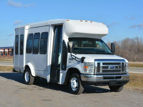 2012 Ford E-350 9 Passenger Shuttle Bus-Liquidation Sale for sale