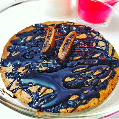 6 Ingredients Chocolate Ghee Cake