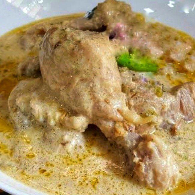 6 Ingredients Dahi Chicken