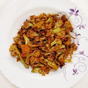 4 Ingredients Gobi Roast