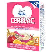Nestle Cerelac Stage 4 Multigrains & Fruits Image