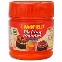 Weikfield Baking Powder jar Image
