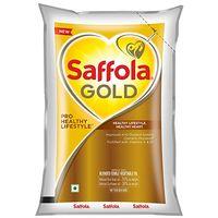 Saffola Gold Losorb Refined Oil Pouch Image