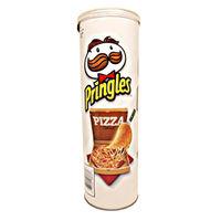 Pringles Pizza potato Chips Image