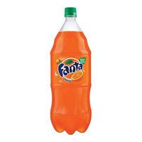 Fanta Bottle Image