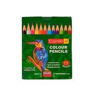 Camlin 12 Shades Colour Pencils Image
