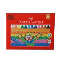 Camel 12 Wax Crayons Image