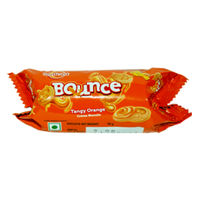 Sunfeast Bounce Tangy Orange Creme Biscuits Image