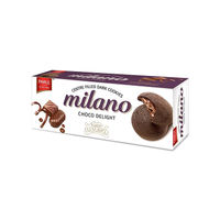 Parle Milano choco delight Centre Filled Dark Cookies Image