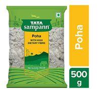 Tata Sampann White Rice Poha / அவல் Image