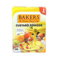 Bakers Custard Powder Vanilla Flavour Image