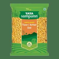 Tata Sampann High Protien Toor Dal/துவரம் பருப்பு Image