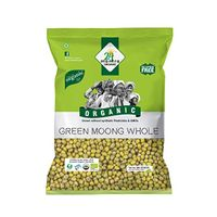 24 Mantra Green Moong Dal Whole - பச்சை பாசி பருப்பு  Image