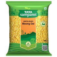 Tata Sampann High Protien Moong Dal Split - பாசி பருப்பு உடைத்தது Image
