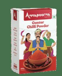 Annapoorna kulambu Chilly Powder Image
