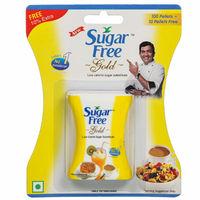 Sugar Free Gold Table Top Sweetener Pellets Image