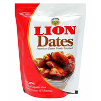 Lion Seedless Dates Refill Pack Image