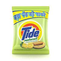 Tide Plus Naturals Lemon And Chandan Detergent Washing Powder Image