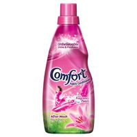 Comfort Fabric Conditioner Pink Lilly Fresh Image