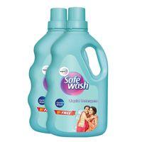 Wipro Safewash Liquid Detergent (B1G1 Free) Image