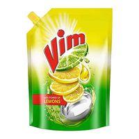 Vim Drop Dish wash lemon gel Image