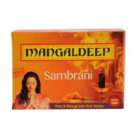 Mangaldeep Pure & Natural Sambrani With Rich Aroma Image