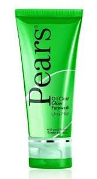 Pears Oil-Clear Facewash Image