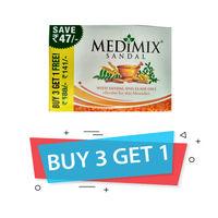 Medimix Sandal And Elachi Oils Bathing Soap B3G1 FREE Image