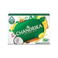 Chandrika Ayurvedic Soap Image