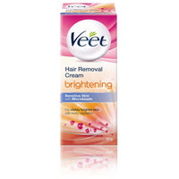 Veet Sensitive Skin Hair Removal Cream Image