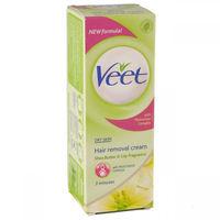 Veet Dry Skin Hair Removal Cream Image