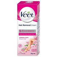 Veet Normal Skin Hair Removal Cream Image