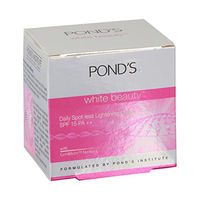 Pond's White Beauty Daily Spot Less Fairness Cream Image