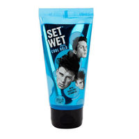 Set Wet Cool Hold Hair Styling Gel Image