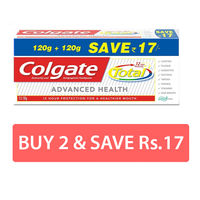 Colgate Total Advance Health Toothpaste Image