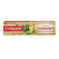 Colgate Swarna Vedshakti Toothpaste Image