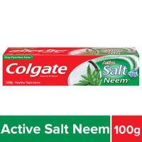 Colgate Active Salt Neem Toothpaste Image