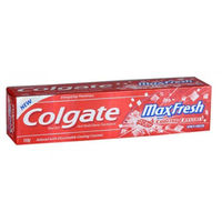 Colgate Maxfresh Red Toothpaste Image