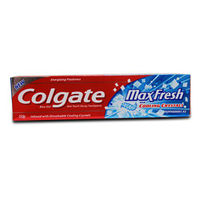 Colgate Maxfresh Blue Gel with Cooling Crystals Toothpaste Image
