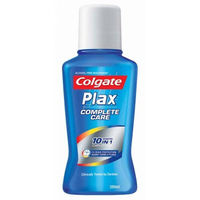 Colgate Plax Complete Care Mouth Wash Image