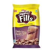 Kellogg's Chocos Fills - cookie creme Image