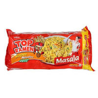 Top Ramen Masala Noodles Image