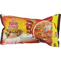 Top Ramen Fiery Chilli Noodles Image