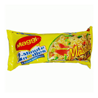 Maggi 2 Minutes Family Masala Noodles  - 6 pieces in a pack Image