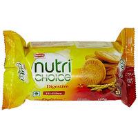 Britannia Nutri Choice Hi-Fiber Digestive Biscuits Image